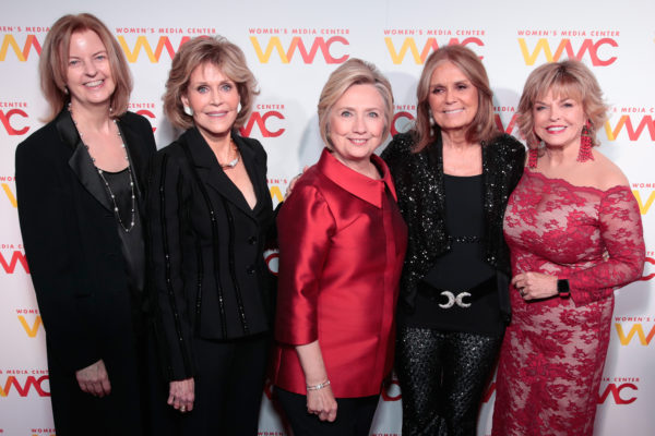 Women's Media Awards in pictures