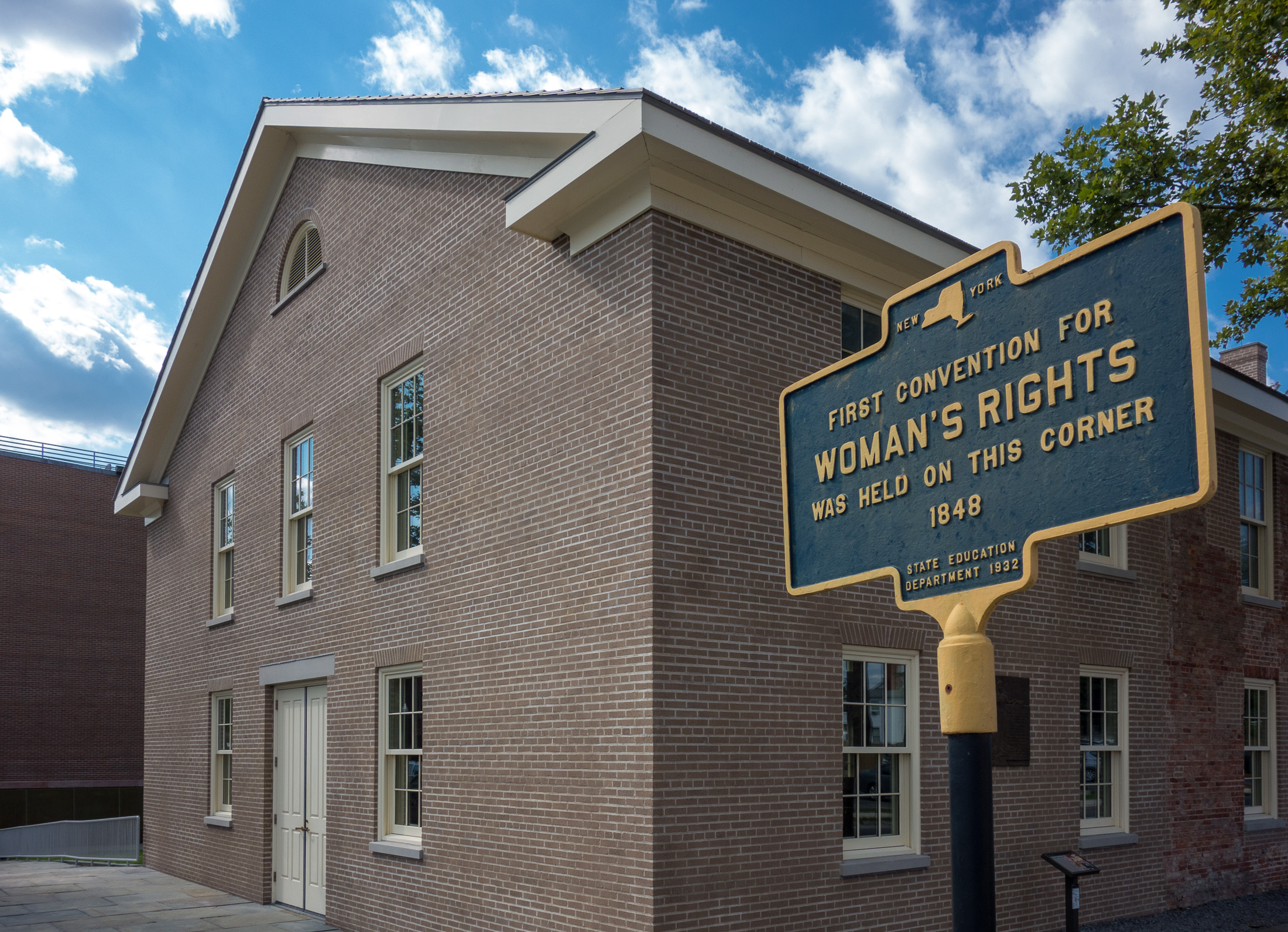 Wesleyan Methodist Church Seneca Falls Ny