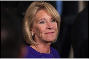 Wmc Features Betsy Devos Cheriss May Nur Photo Via Getty Images