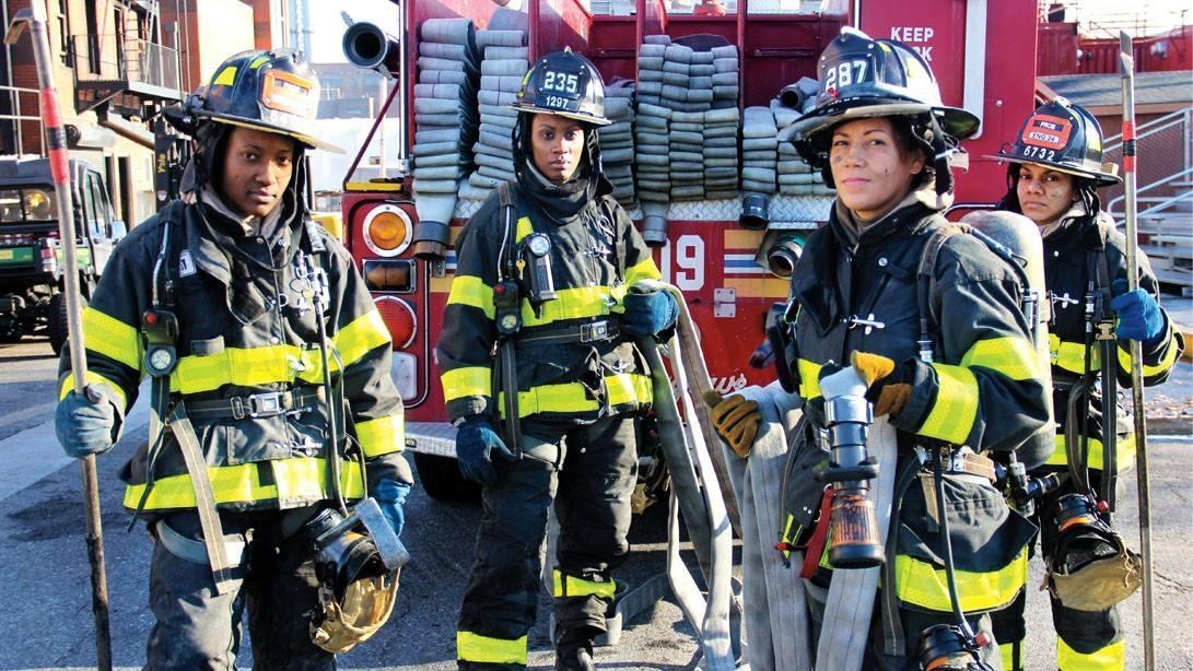 Women love firefighters